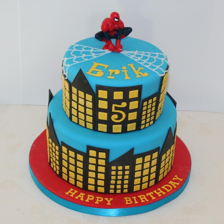 Kids Tier Cakes