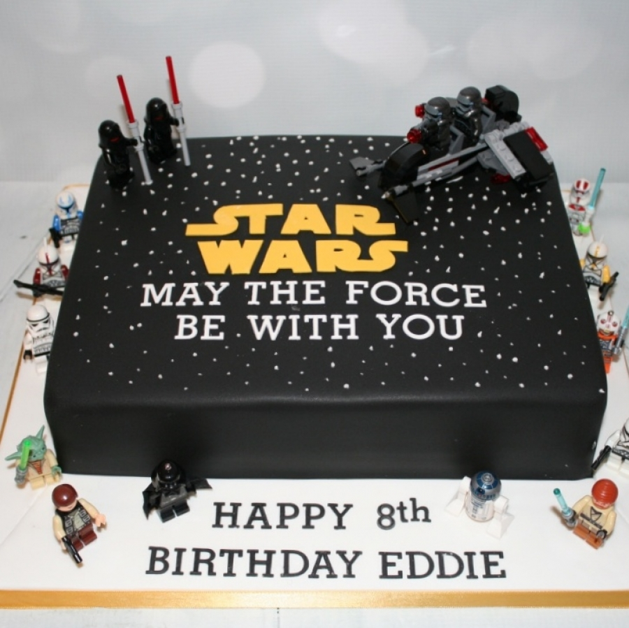 Wedding Cakes For You Star Wars Cakes