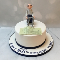 Jojos Cakes Sheffield Cake Decorator