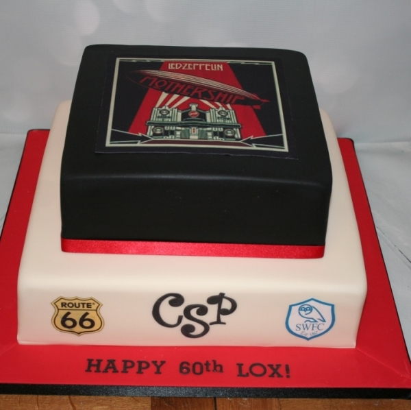 Led Zeppelin 60th Birthday