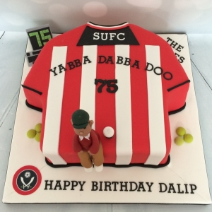 SUFC 70th birthday