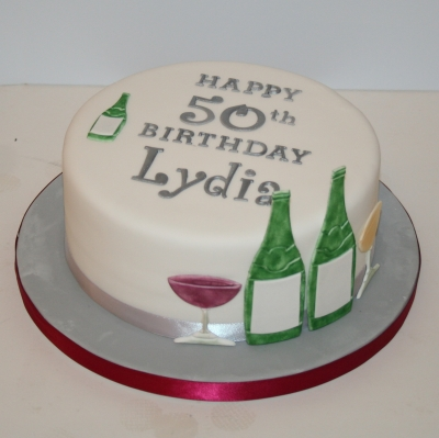 Wine Lover Cake