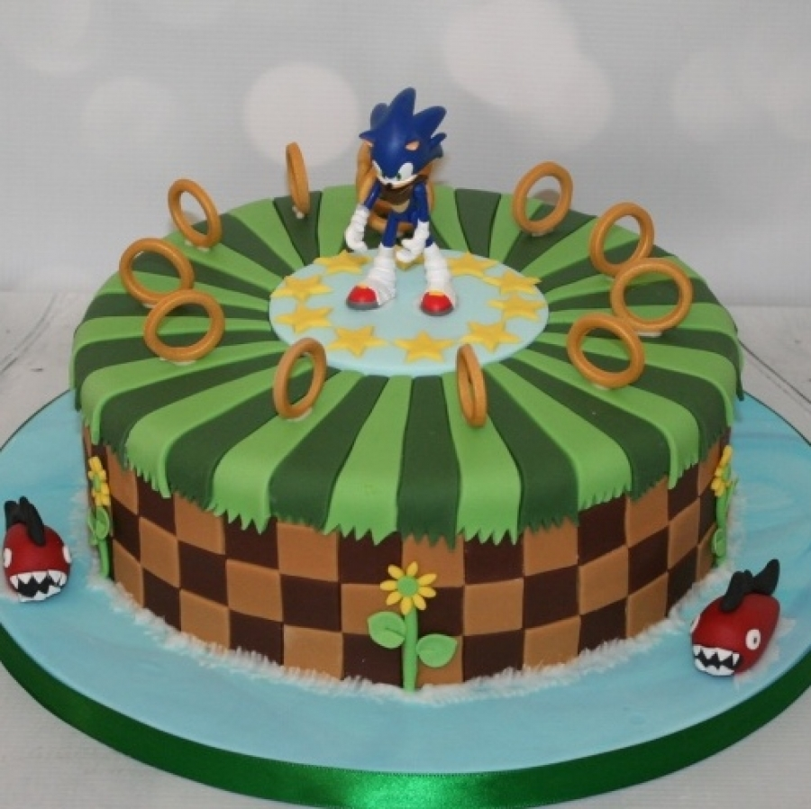 M S Cake Hedgehog
