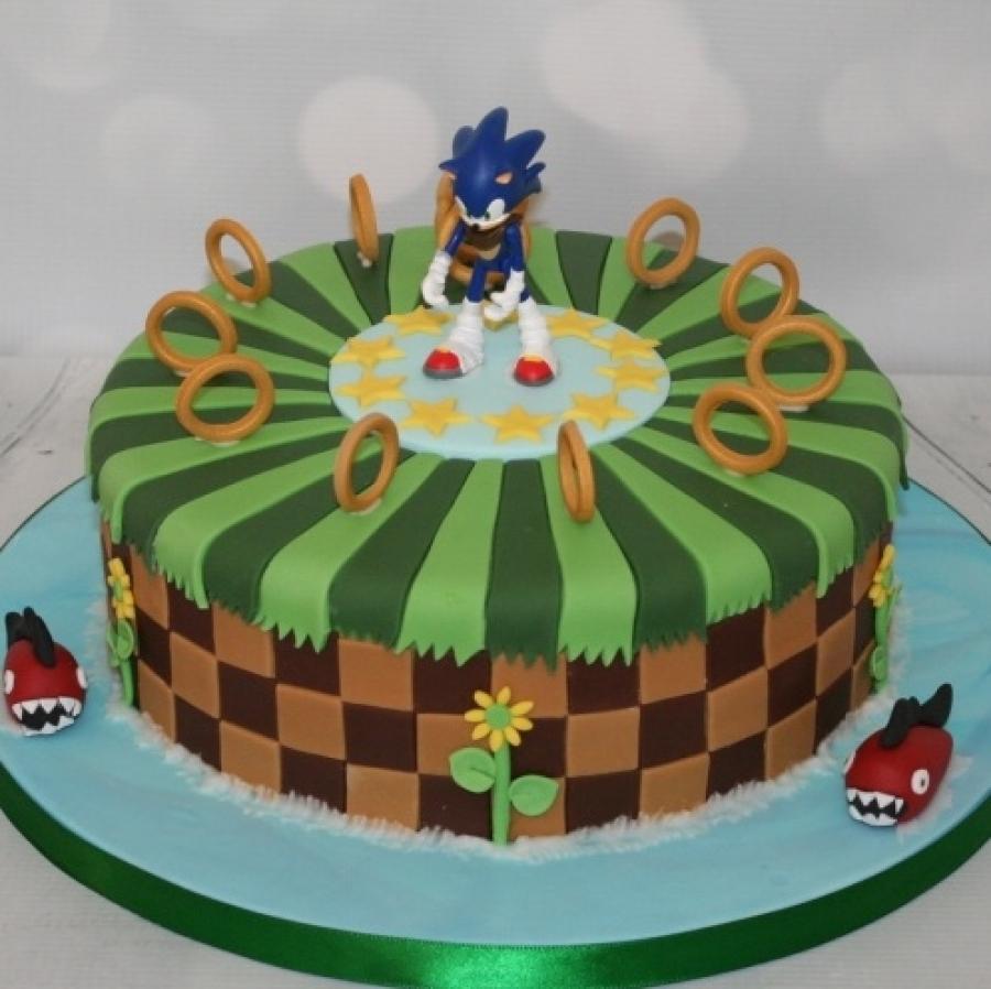 M S Cake Hedgehog