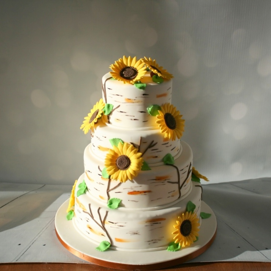 All Kinds Of Wedding Cakes