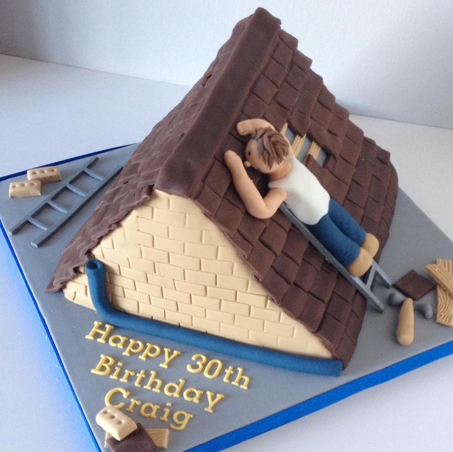 Roof Cake