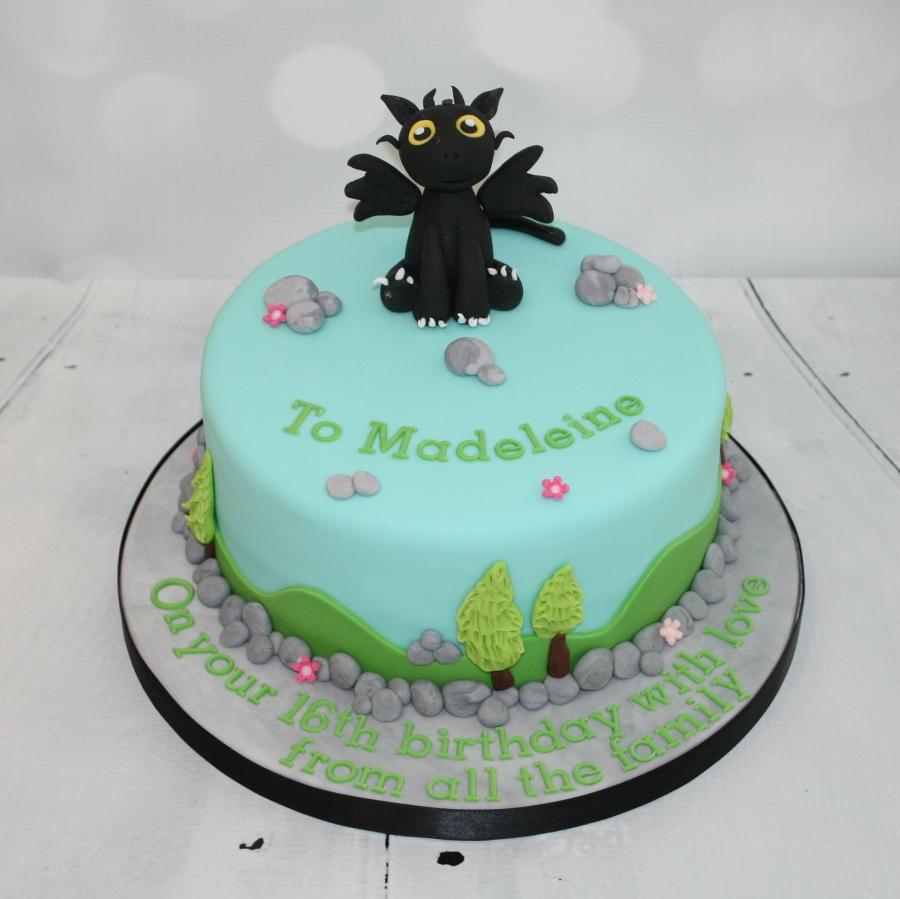 Toothless cake ccuart Choice Image