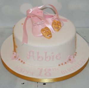 Ballet, dance & theatre 18th birthday