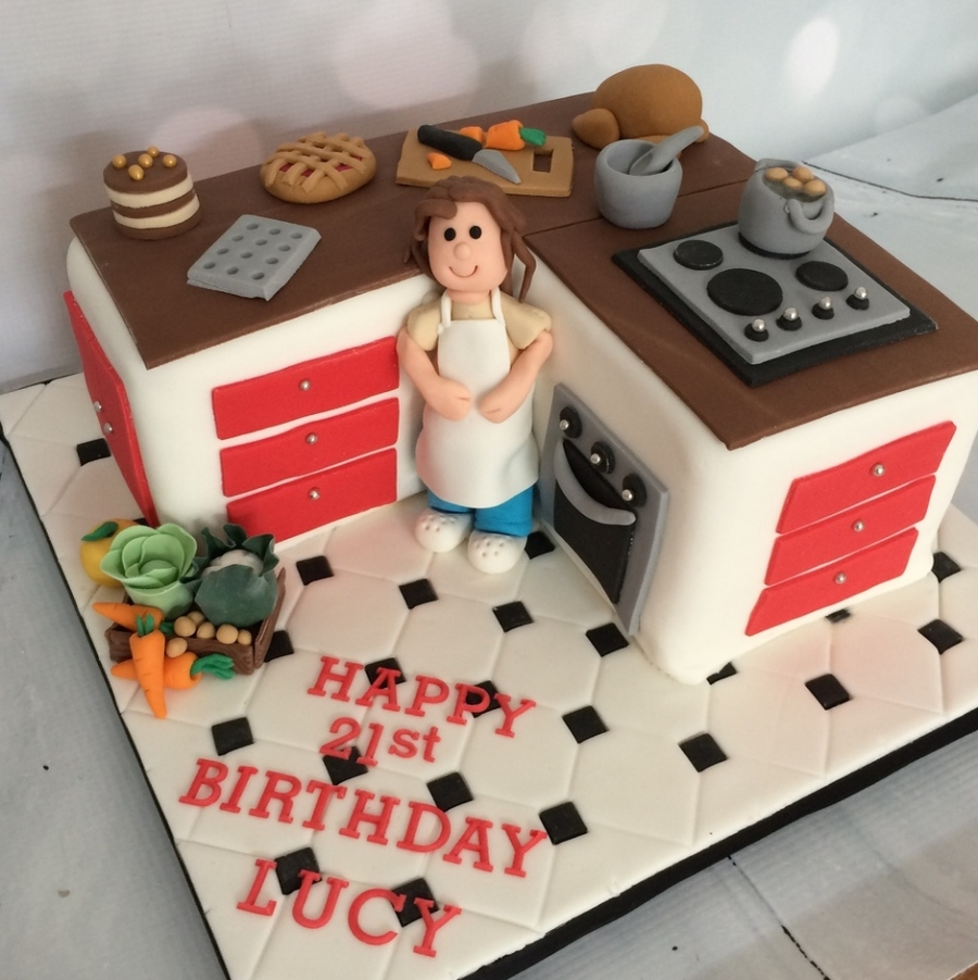 Novelty Cake Ideas For Adults