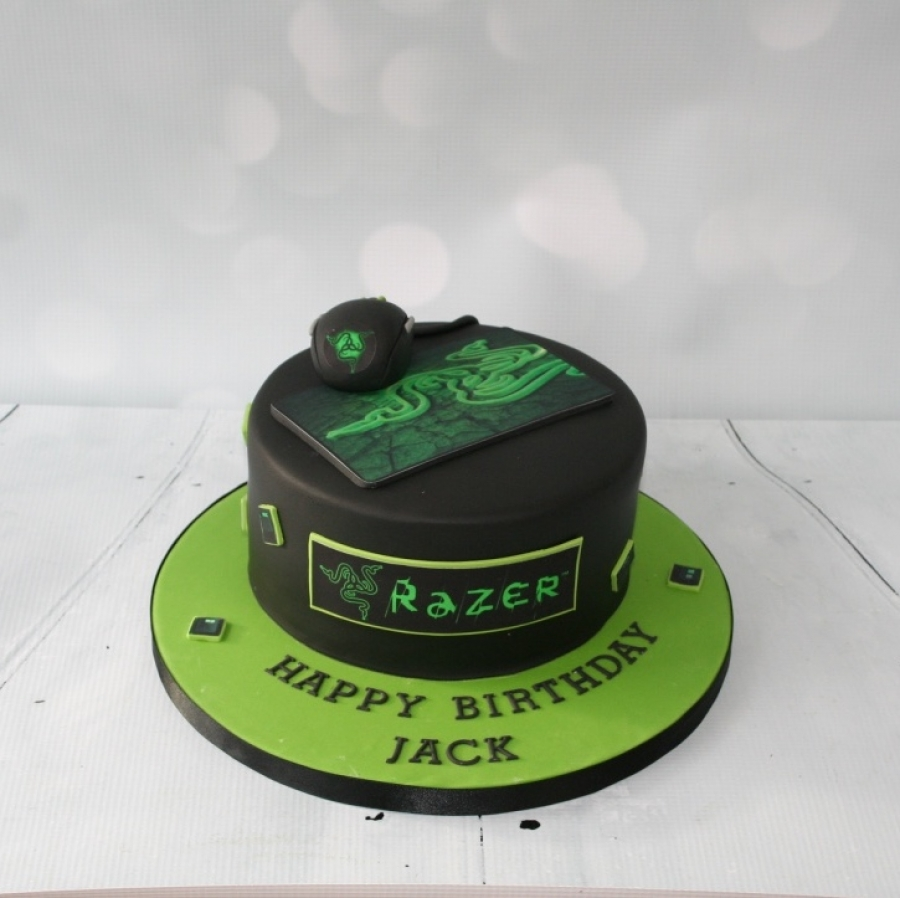 Gaming Birthday Cake Ideas